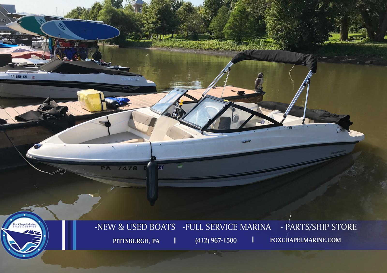 Bayliner 175 Bowrider boats for sale - Boat Trader