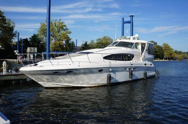 2002 480 Motor Yacht