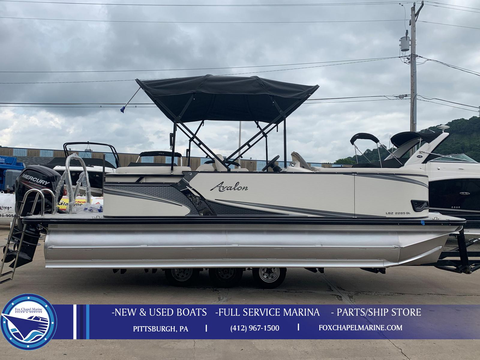 2019 Avalon 2285 LSZ Quad Lounger for sale in Pittsburgh, PA
