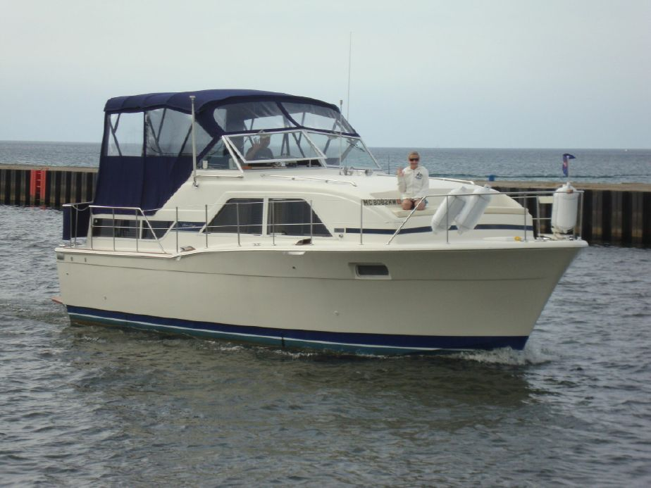 1978 Chris Craft Catalina