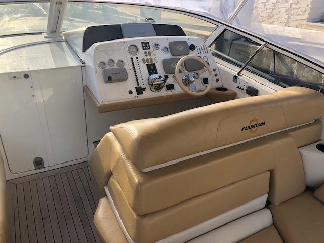 2007 Fountain 48 Express Cruiser