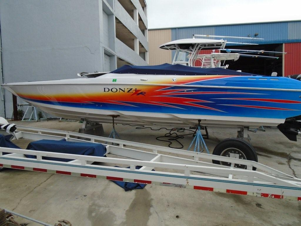 2006 Donzi Boats 35 ZR