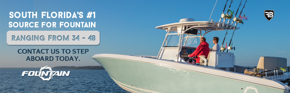 Shop FB Marine for Fountain Boats!