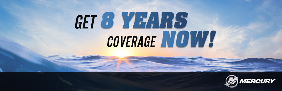 Get 8 Years Coverage Now!