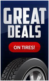 Great Deals on Tires