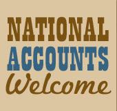 National Accounts Welcome