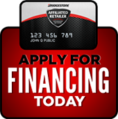 Apply for financing today.