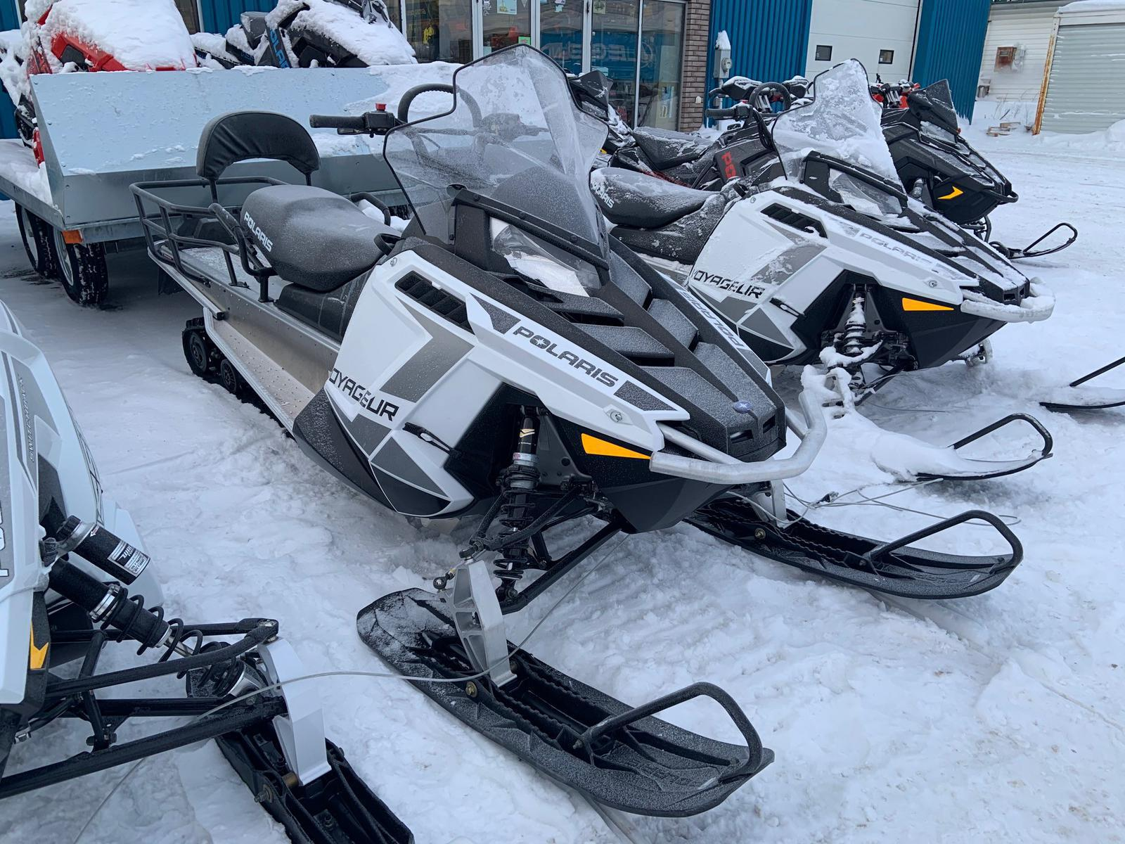 Polaris Snowmobiles Voyageur 155 Extreme Snowmobile Rear Rack Liner