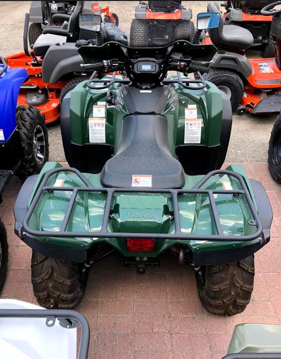 2018 Yamaha Kodiak 450 EPS