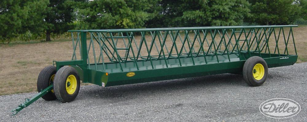 Hay Wagons | The Wagon