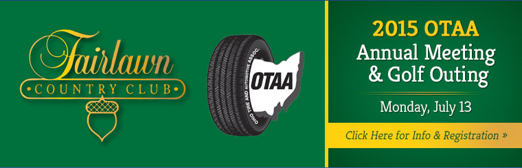 2015 OTAA Annual Meeting & Golf Outing: Click here for more information.