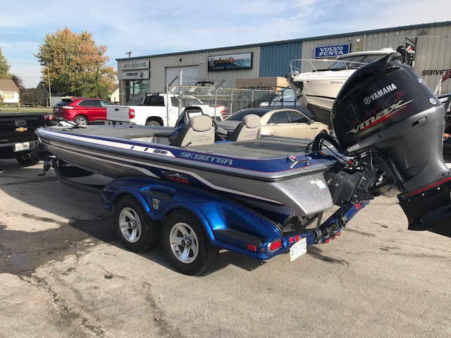 Inventory from Kingfisher Boats and Skeeter Maple City