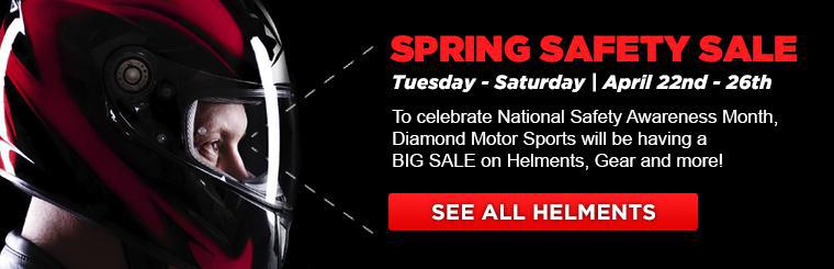 Spring Safety Sales Event