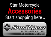 StarRiderz Yamaha Star Accessories