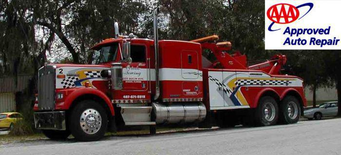 Orlando towing services in winter park, oviedo, deltona, sanford