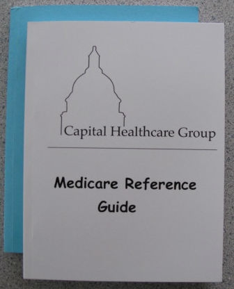 Handy Medicare Reference Guide