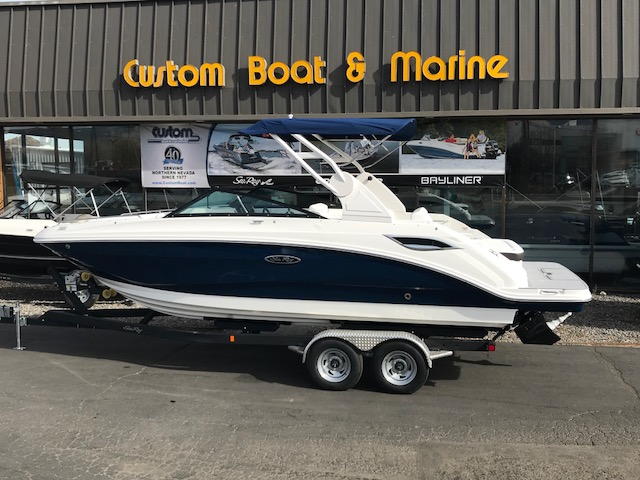 Inventory from Chaparral and Sea Ray Custom Boat & Marine