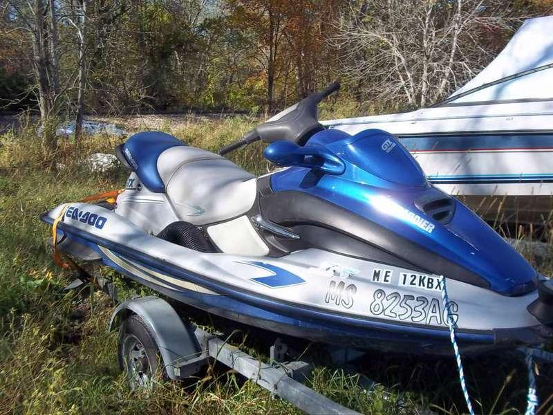 2006 Sea-Doo GTX for sale in Livermore Falls, ME. Gagnon's Boats ...