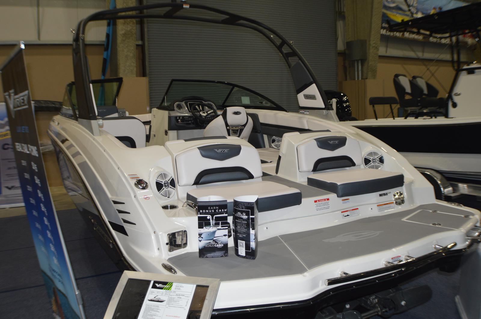 2019 Vortex Boats 223 Vortex VRX