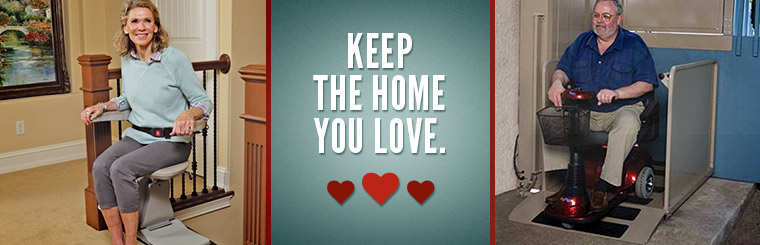 Keep The Home You Love