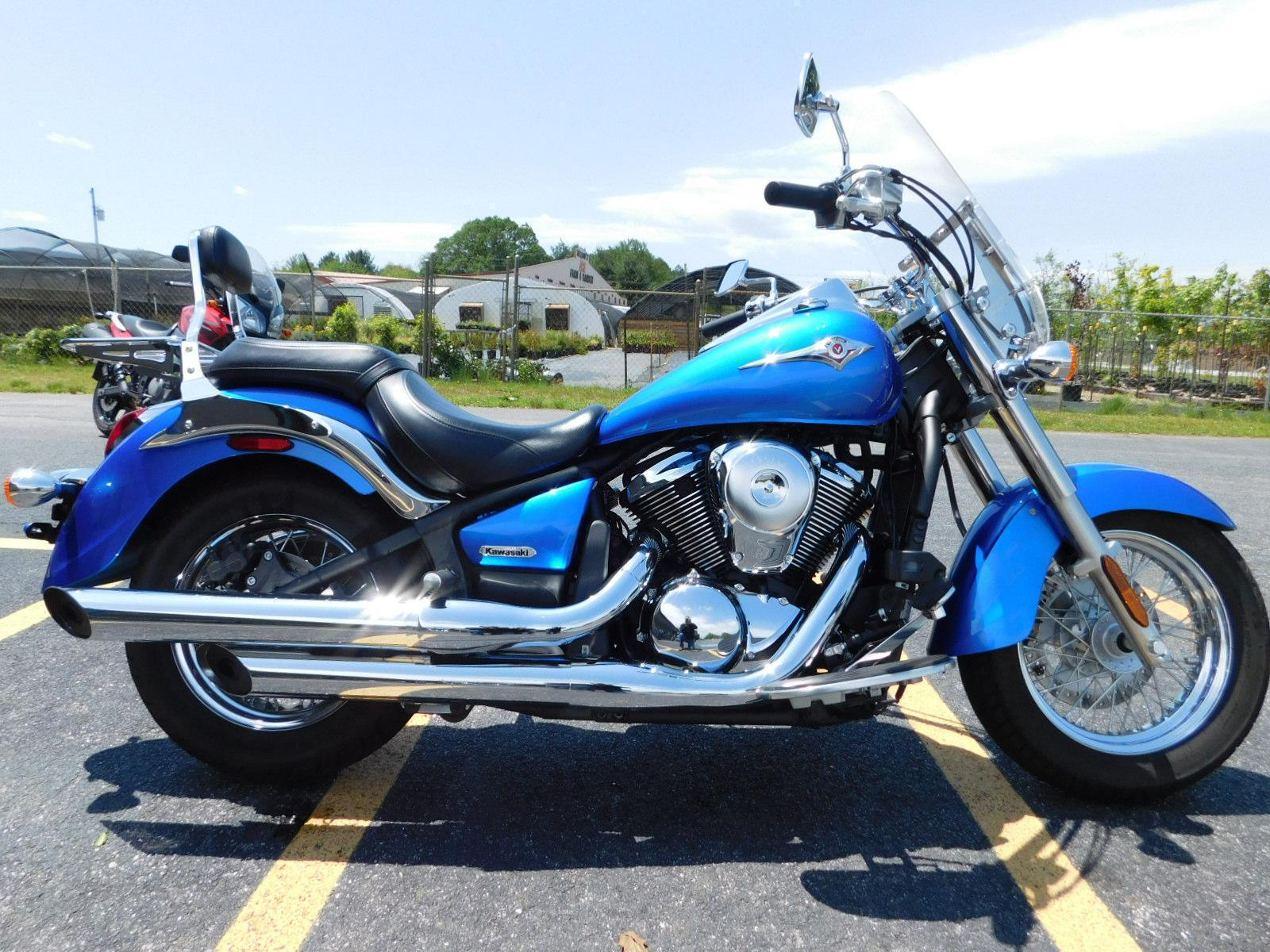 2009 Kawasaki VulcanR 900 Classic For Sale In Blairsville GA