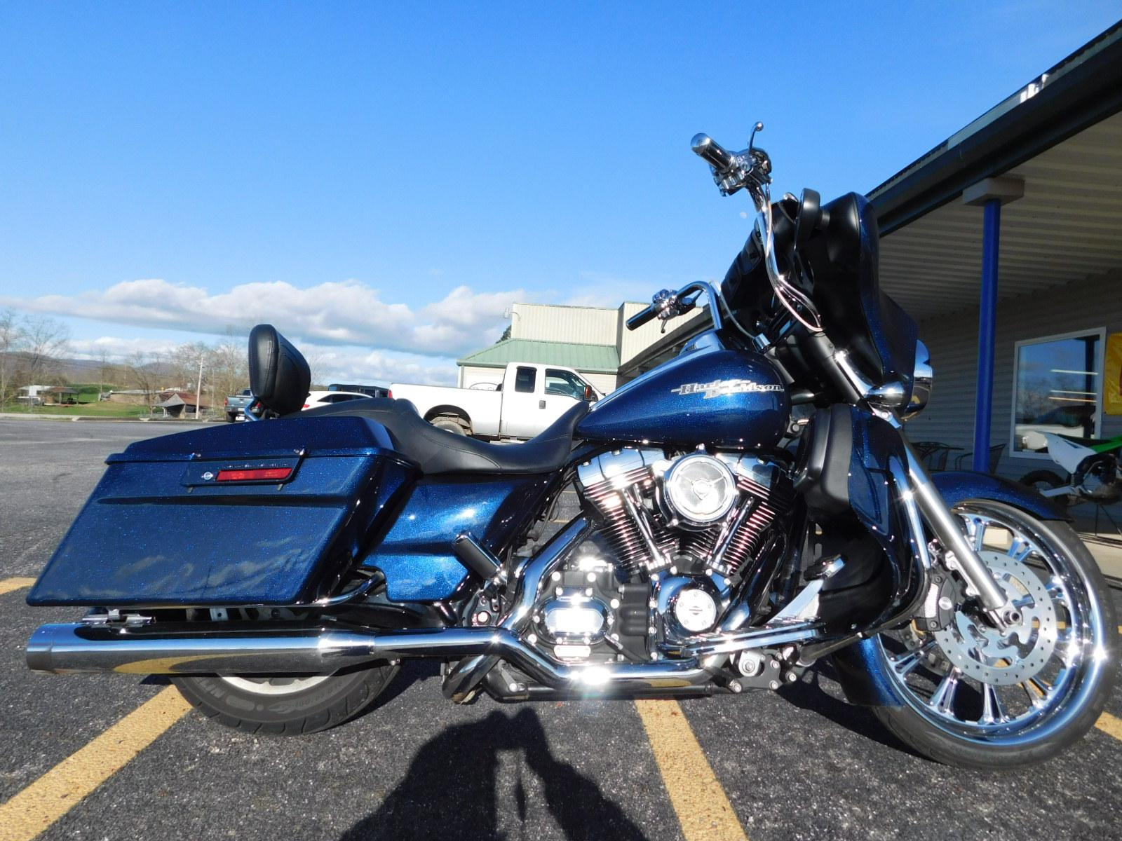 2012 harley davidson flhx street glide custom color for sale in blairsville ga union powersports 706 745 9671
