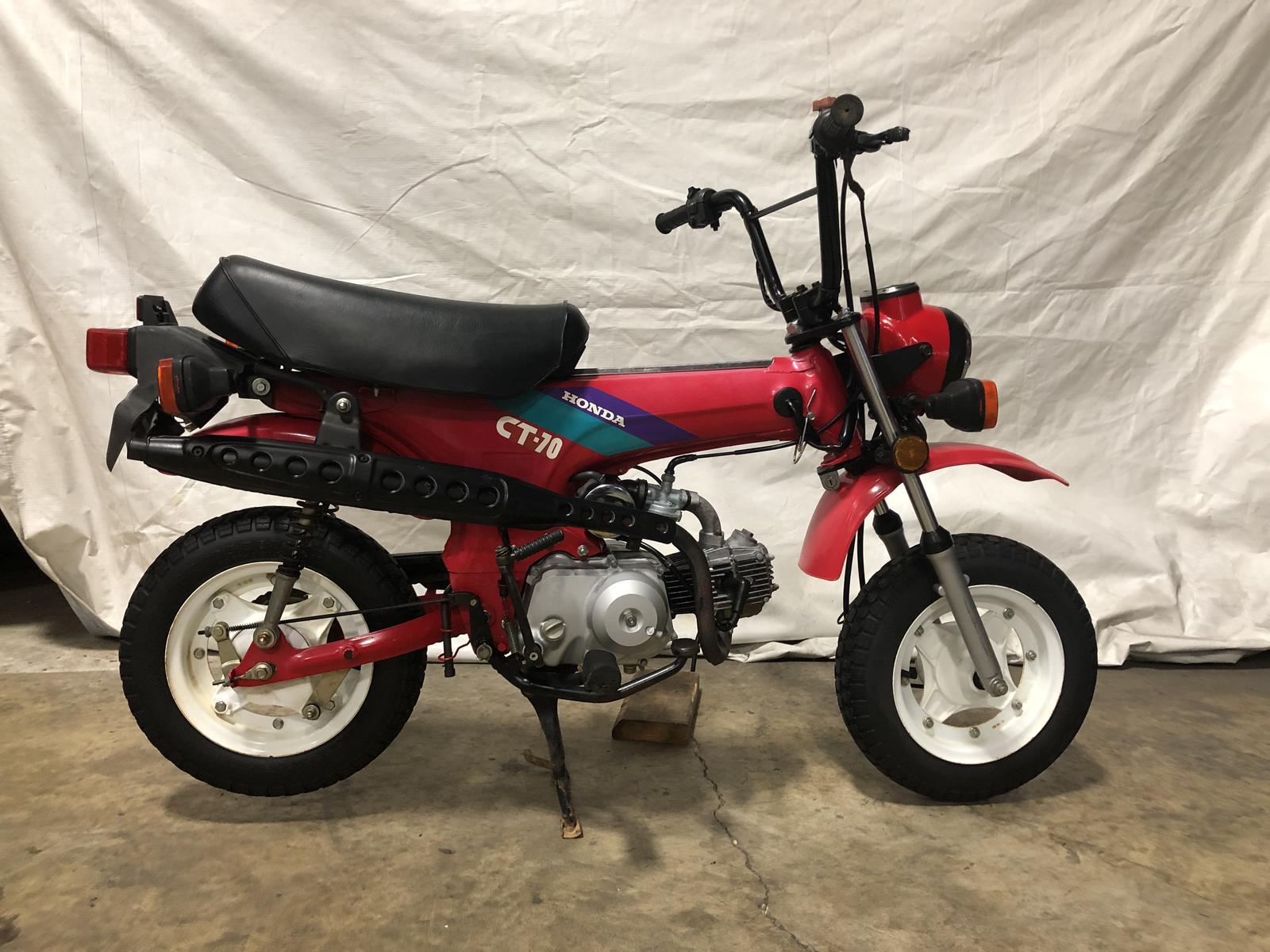Honda Ct 70 For Sale In Selma Al Alabama Powersports