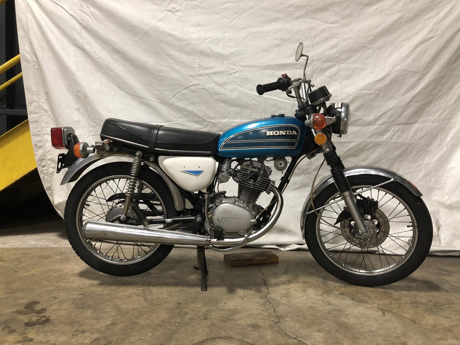 Honda cb 125 for sale