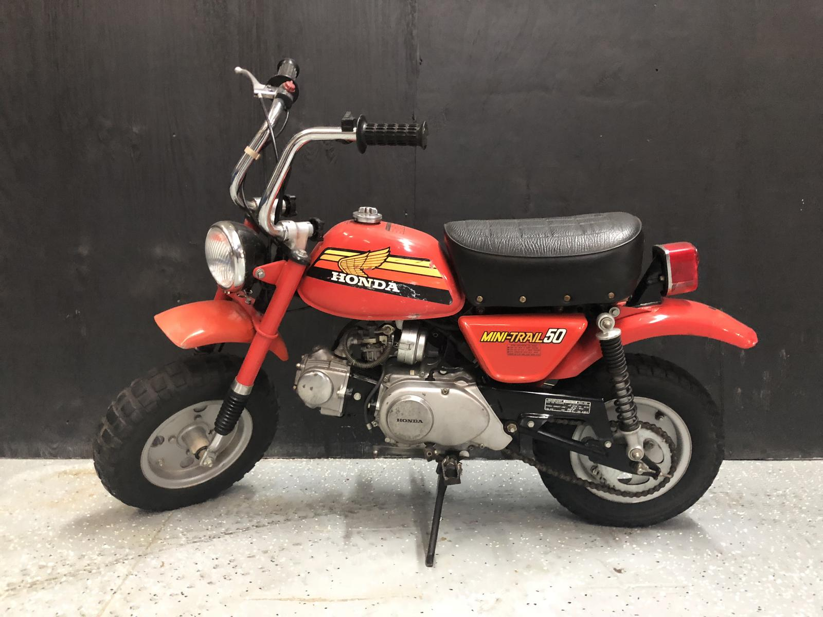 Honda 50 Mini Trail Bike For Sale Wiring Diagrams 1970 70 In Selma Al Alabama Powersports 334 Rh Alapowersports Com First