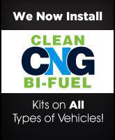 We Now Install CNG Kits on All Types of Vehicles!