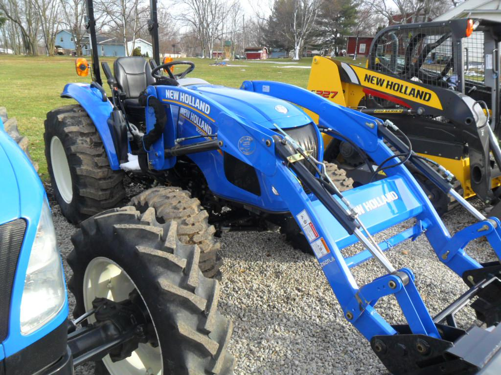 New Holland Agriculture Boomer 35-55 HP Series Boomer 50 (T4B) for sale in  Ashland, OH | Ashland Tractor (419) 289-9479