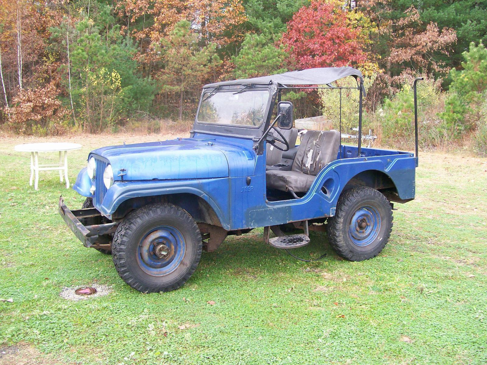 Willys Jeep For Sale >> 1956 Jeep Willys Jeep Cj 5 For Sale In Acton Ma Bikeworx 978