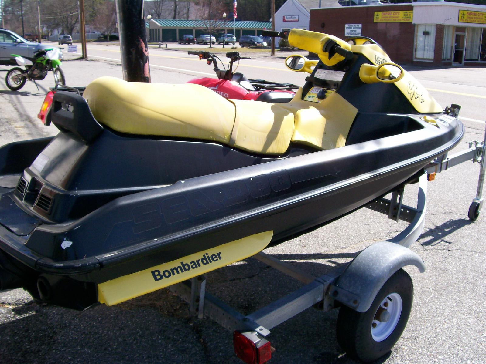 1996 Sea Doo GTX Jet Ski for sale in Ayer MA