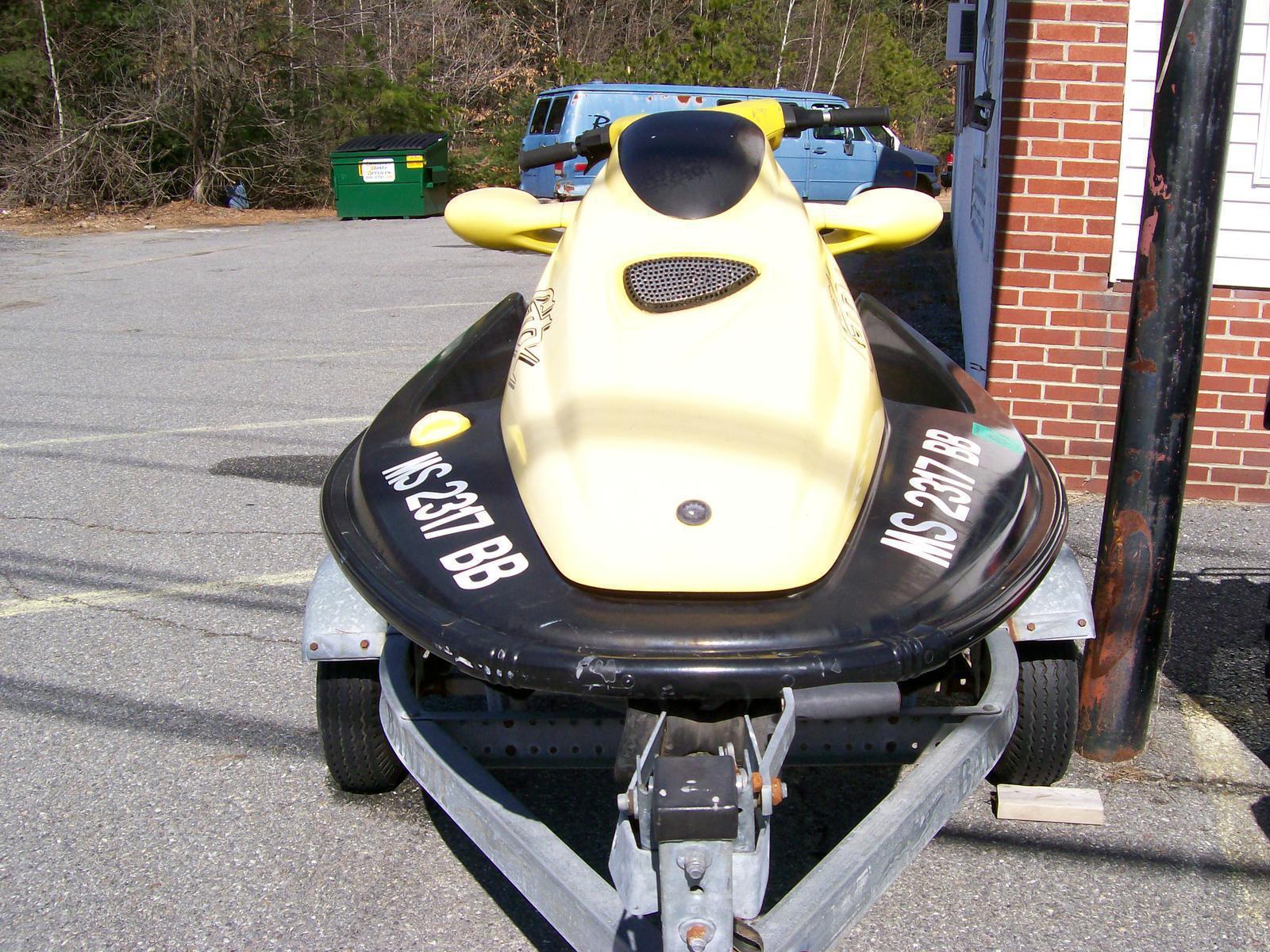 1996 Sea-Doo GTX Jet Ski