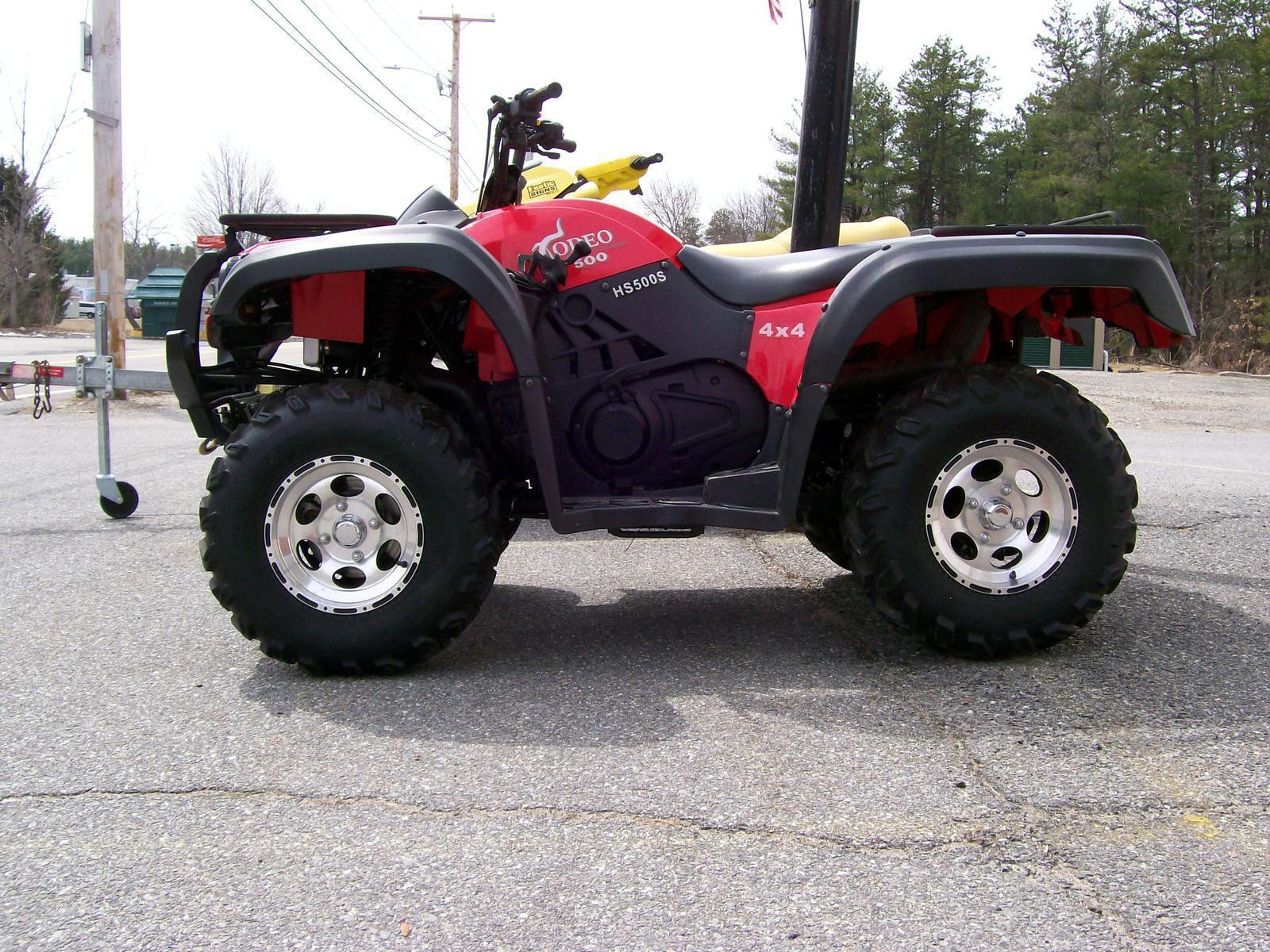2012 Q-Link Rodeo 500