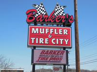 Barker's Muffler & Tire City