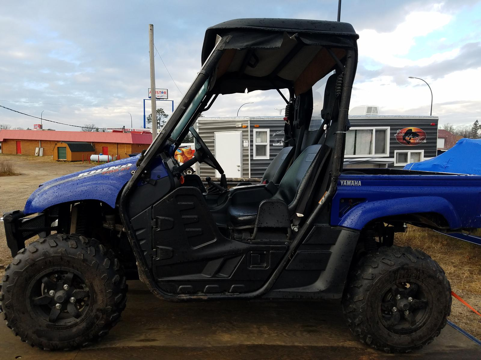 2012 Yamaha Rhino 700 Efi For Sale In Grand Rapids Mn Ray S Sport