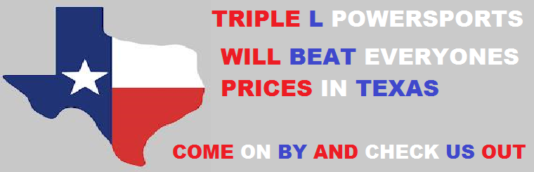 TRIPLE L WILL BEAT EVERYONES PRICES