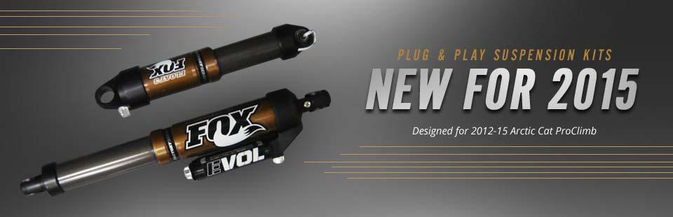 Plug & Play Suspension Kits: Click here to shop online.