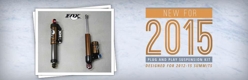 Plug and Play Suspension Kit: Click here for details.