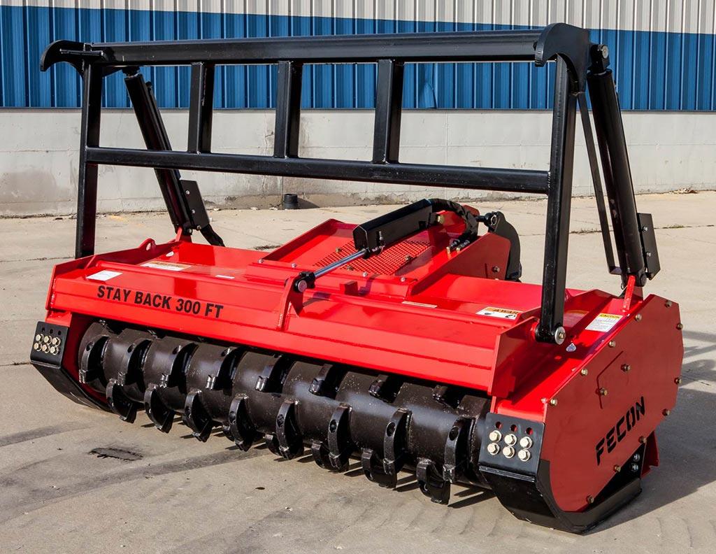 Fecon 2019 Mulching Attachments for Tractors for sale in