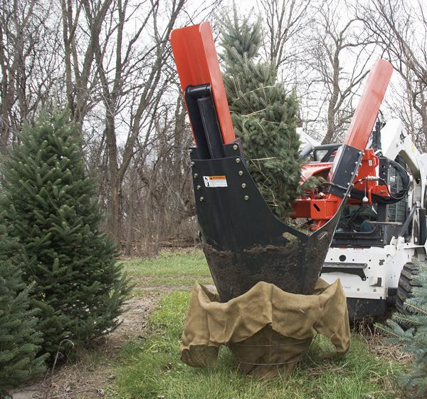 Bobcat Attachments 2019 Tree Spade for sale in Burnsville