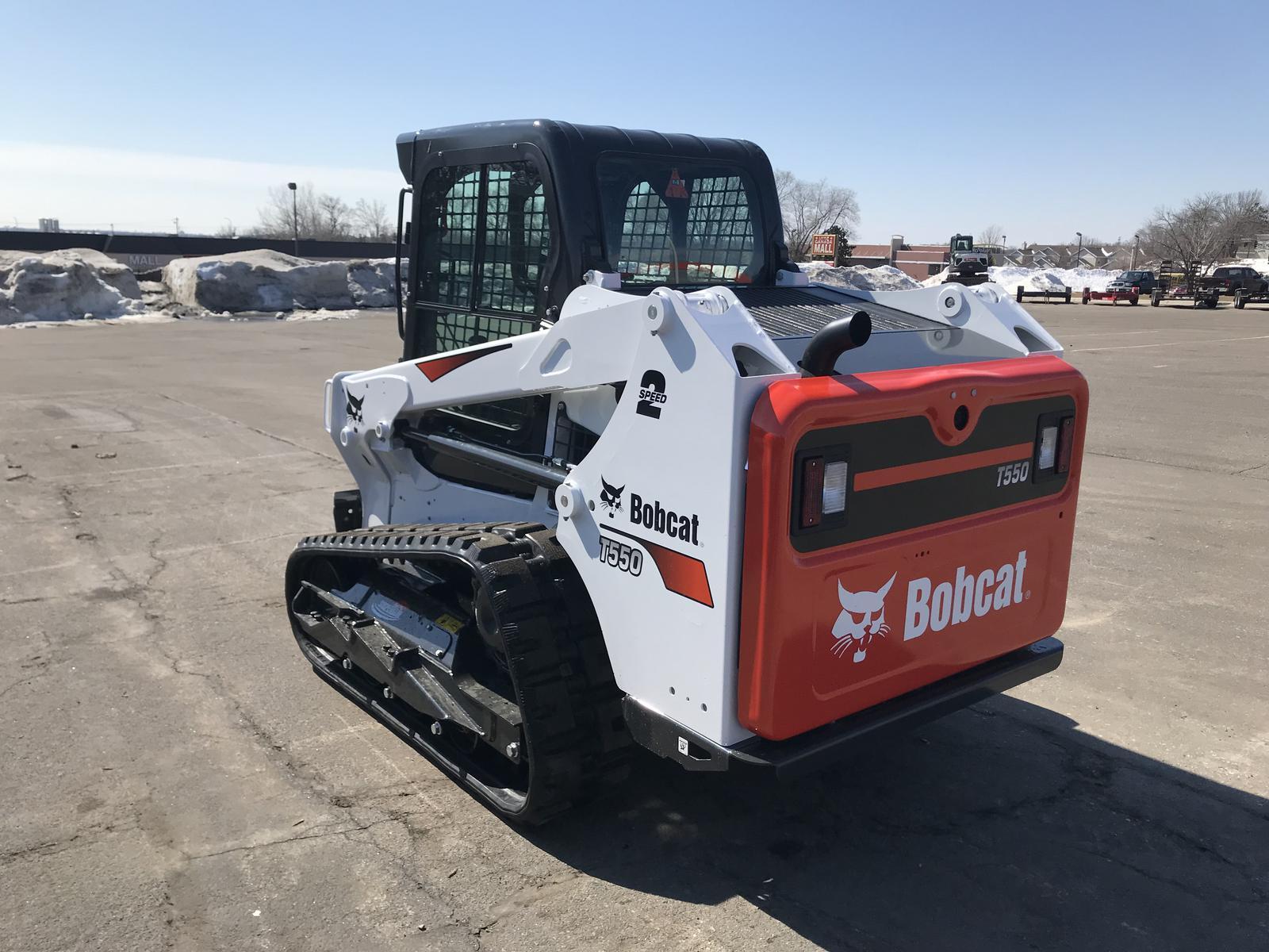 2019 Bobcat T550 Roller Suspension Option for sale in Little
