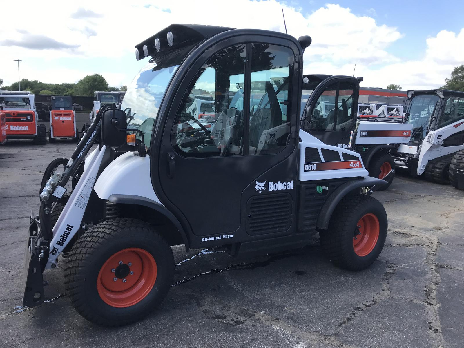 2019 Bobcat 5610 for sale in Little Canada, MN  Tri-State Bobcat