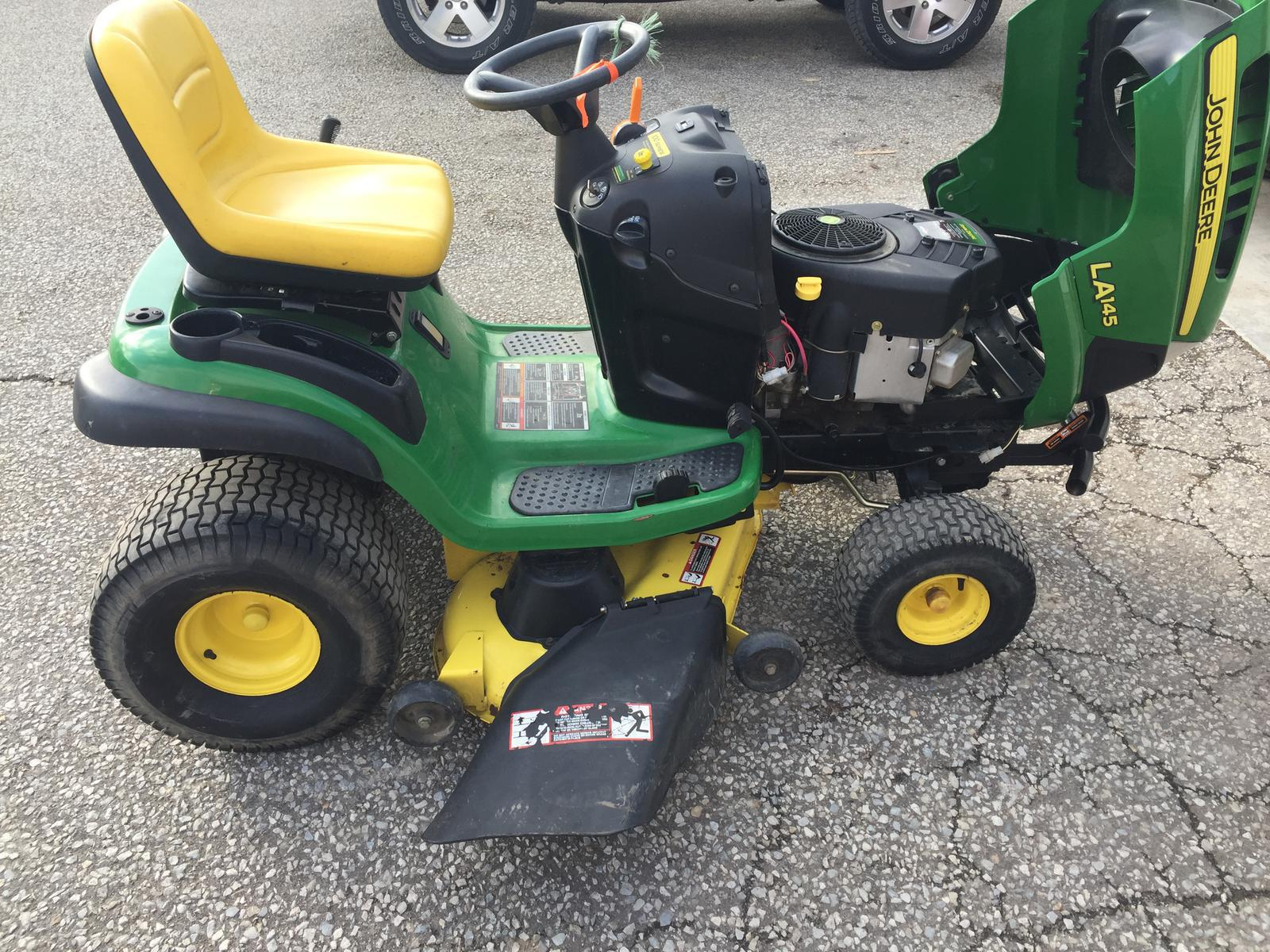 2010 John Deere LA145 Lawn Tractor for sale in Lebanon, IN