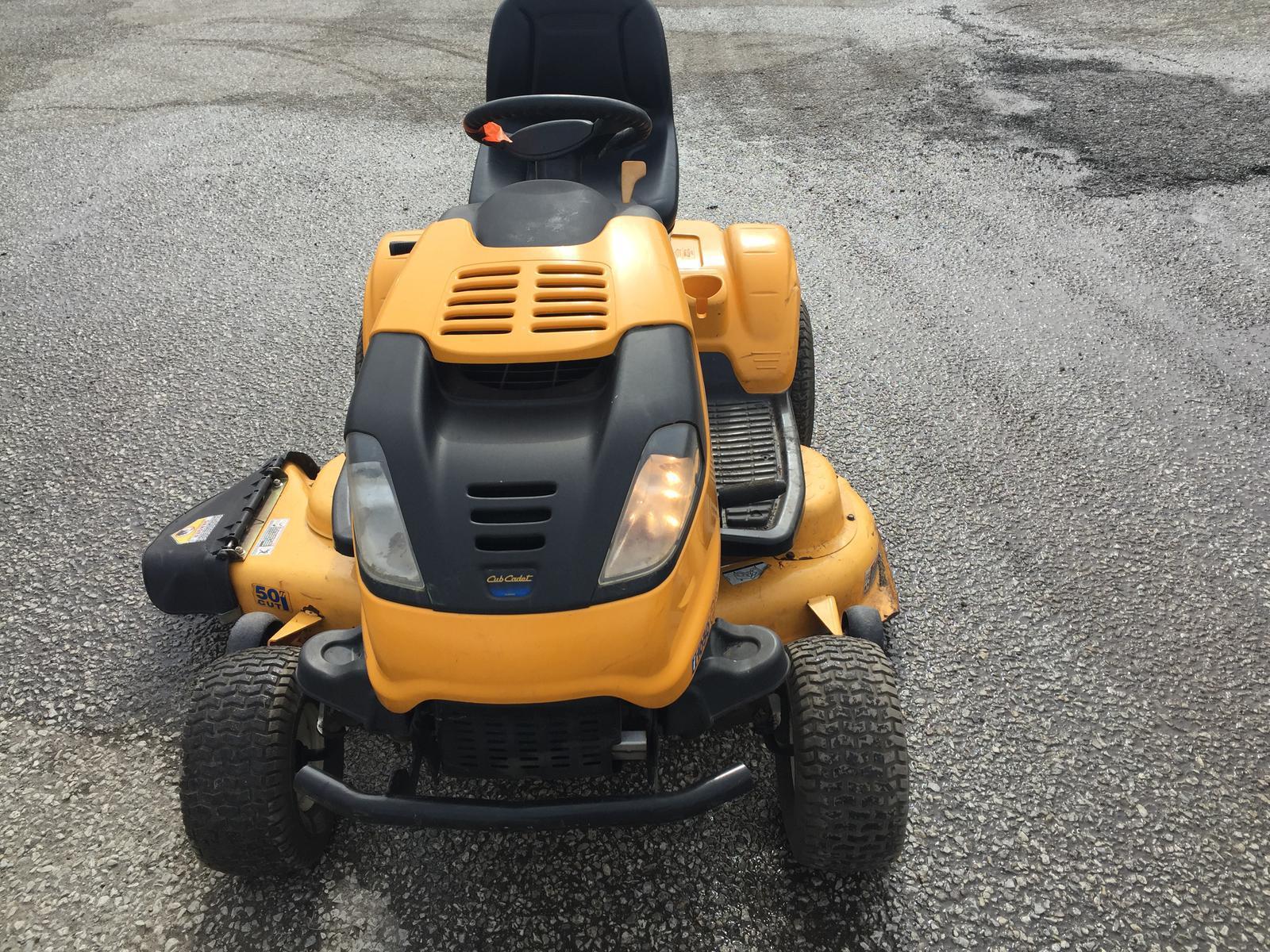 2007 Cub Cadet i1050 Lawn Tractor 25 HP