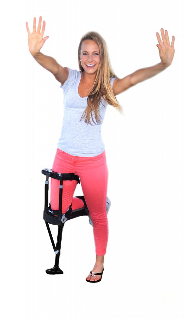 iWalk 2.0 Hands Free Crutch Substitute