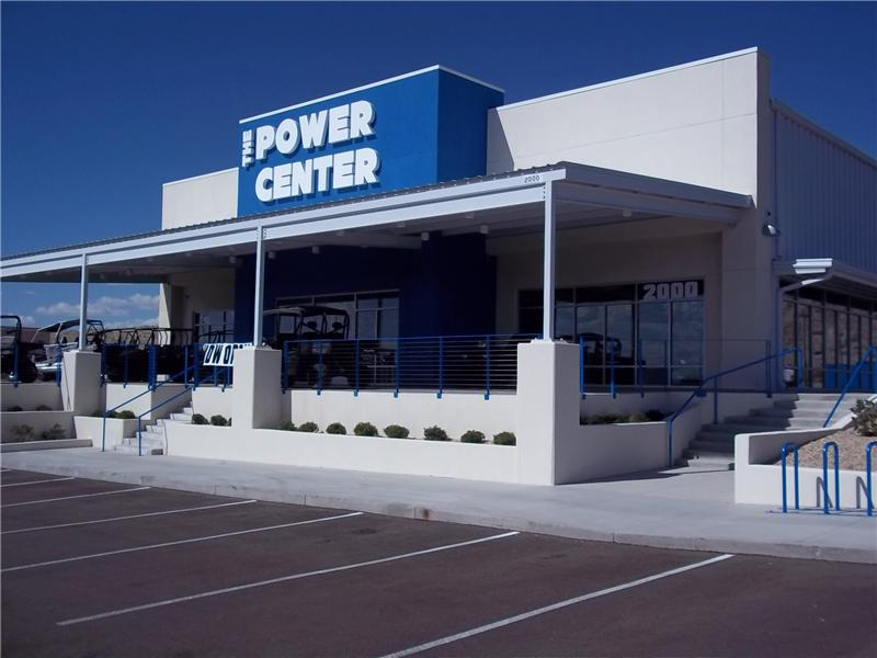 The Power Center, Inc.