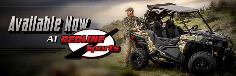 The 50'' Polaris RZR 900 Limited is available now at Redline Sports!