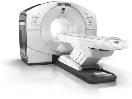 GE Discovery PET/CT 710 Scanner